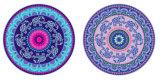 De Matten van de Yoga van het Af:drukken van Eco van de douane met Mat Vriendschappelijke Eco van de Yoga van de Oefening van de Zak de Rubber Ronde