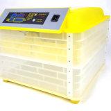 Incubateur automatique haut efficace d'oeufs de poulet de 96 oeufs mini (YZ-96A)