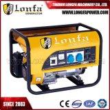 générateur portatif Genset d'essence d'essence de 2.5kVA 6.5HP