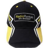 노란 최신 판매 야구 모자 (JRE120)