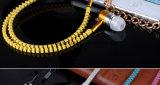 중국 이어폰 공급자 제안 최상 입체 음향 지퍼 이어폰