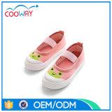 Zapatos de lona de la comodidad de los niños del verano del resorte de las ventas al por mayor