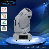 Fase capa mobile Movinghead dell'indicatore luminoso 280 della lavata 280W del punto del fascio della strumentazione di illuminazione della Cina Guangdong per effetto del DJ