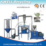 Moulin à rendement élevé/fraiseuse pour des plastiques de PVC LLDPE du PE pp