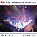 Diodo emissor de luz impermeável interativo programável Dance Floor dos eventos de Digitas do banquete de casamento P6.25/P8.928