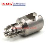 Parti della flangia della parete dell'acciaio inossidabile per la macchina di CNC