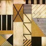 Antiker abstrakte Kunst-Farbanstrich für Wand-Dekoration