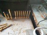 Machine de brasage personnalisée de chauffage par induction avec la bobine