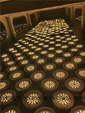 Bulbo de alumínio do diodo emissor de luz da poupança A60 11W E27 da energia com CE