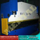 Série da máquina de dobra Wc67y da placa da máquina de dobra do CNC