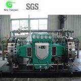 Диафрагма тома газа 320nm3/H аргона/компрессор мембраны