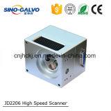 Jd2206 더 높은 속도, 고품질 Galvo 스캐너