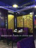 Aangepast Ontwerp van het Hoogwaardige 201/304/316 die Scherm van het Dek van het Roestvrij staal, in China wordt gemaakt