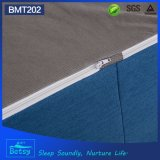 Soem komprimierte Schaumgummi-Matratze 25cm, die mit gestricktem Gewebe-abnehmbarem Reißverschluss-Deckel hoch sind