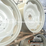 Rotella d'acciaio del trattore (W15X34) per il pneumatico 16.9-24 delle attrezzature agricole