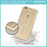 iPhone 6 iPhone 6 аргументы за телефона задней стороны обложки регулируемого держателя мягкое TPU добавочное