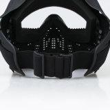 Máscara tática protetora de tiro de Paintball da face cheia da caça com óculos de proteção Anti-Fog