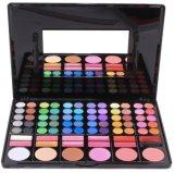 Productos de belleza impermeables del maquillaje de los cosméticos del sombreador de ojos 78colors