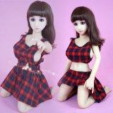 Janpan Mädchen-kleine Brust-reale Silikon-Geschlechts-Puppe für Männer