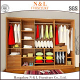 Armário de armazenamento de roupas não tecidas Armário Closet