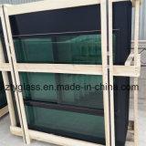 Huanghaiバスのための緩和されたガラスの左側のスライディングウインドウガラス