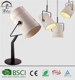 Fornecedor Diesel de China da lâmpada de leitura da mesa do projeto moderno da forquilha de Foscarini