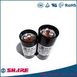 Condensador electrolítico de aluminio CD60 de los condensadores del motor de CA