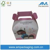 Recycable Food Containers Cake Box Packaging Pizza Lunch Box Wholesale
