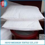 Jacquard lavada blanca ganso almohada para la Venta