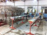 Extrusora de cinta de poliamida para perfiles de aluminio