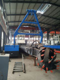Cutter novo Suction Dredger com Dredging Depth 15m (CDD 500)