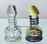 """7 """" gut, rauchende weiches Glas-Wasser-Rohre verkaufend/, Glasrohr rauchend"""