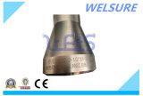 Reductor apropiado del tubo sin soldadura S32750