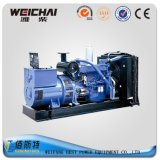 jogo de gerador da potência do jogo de gerador de 30kw Weichai da alta qualidade