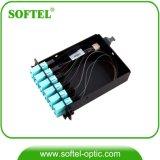 Optische 12cores MPO Kassette der FTTX Lösungs-Versorger-Faser-