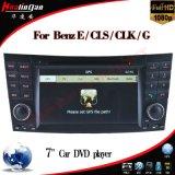 Carro especial DVD GPS para a navegação da classe W211/Cls W219/Clk W209 /G W463 de Mercedes-Benz E com função do écran sensível de Bluetooth/Radio/RDS/TV/Can Bus/USB/iPod/HD