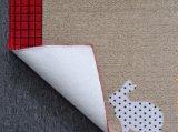 Algodão impresso Anti-Slip Porta Mat / Tapetes # 2, Super Water Absorbing