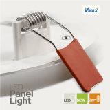 12W doble color LED Panellight iluminación de techo con 2 años de garantía (MD-PLQ1607R)