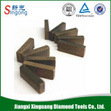 Marble를 위한 다이아몬드 Gangsaw Segments