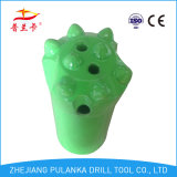 32mm 7つの程度8ボタンの高いQualiryの炭化物の先を細くすることの穴あけ工具