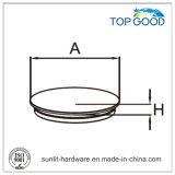 Tampão de extremidade do aço inoxidável de Topgood de China
