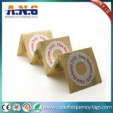 Etiquetas enlatadas Hengli da embalagem da inovação etiqueta autoadesiva CD/DVD