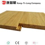 Uso de interior de bambú tejido filamento del piso de madera dura