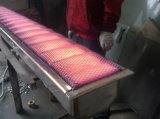 brûleur d'infrarouge de fer de fonte 12.8kw