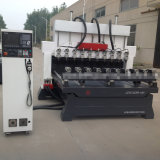 3D 나무 새기기를 위한 다재다능한 CNC 대패 (JCW1325R-8H)