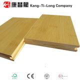 Suelo flotante de bambú sólido con la superficie de Matt