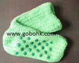 Marca de fábrica anti del silicón del resbalón de los calcetines que forma la máquina para los calcetines, la ropa, los bolsos, los guantes etc