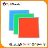 Luz de painel montada branca do diodo emissor de luz de 620*620 RGB-W