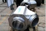 A alta qualidade feita à máquina Tees T quentes do forjamento para a indústria química