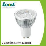 4x1W GU10 het LEIDENE Licht van de Lamp